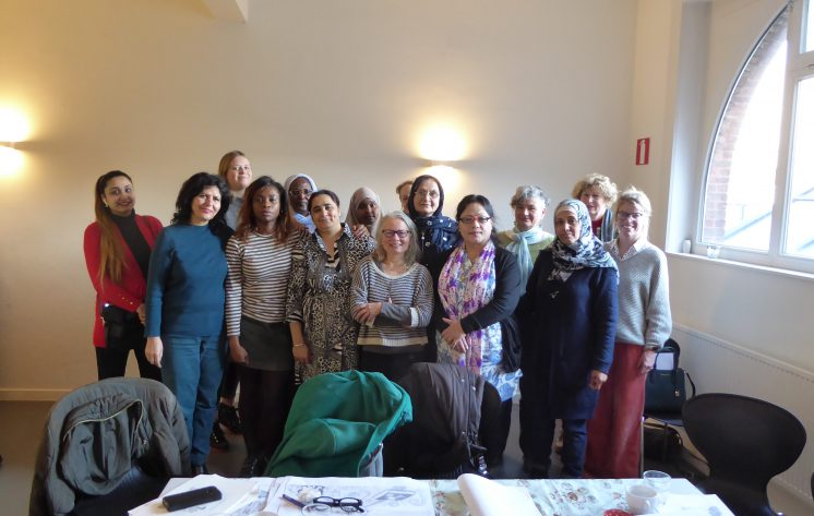 Drie Sterke Vrouwen <br> Samenleesgroep
