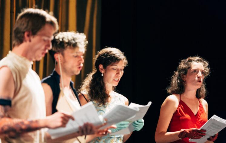 Mitridate<br>libretto reading #11