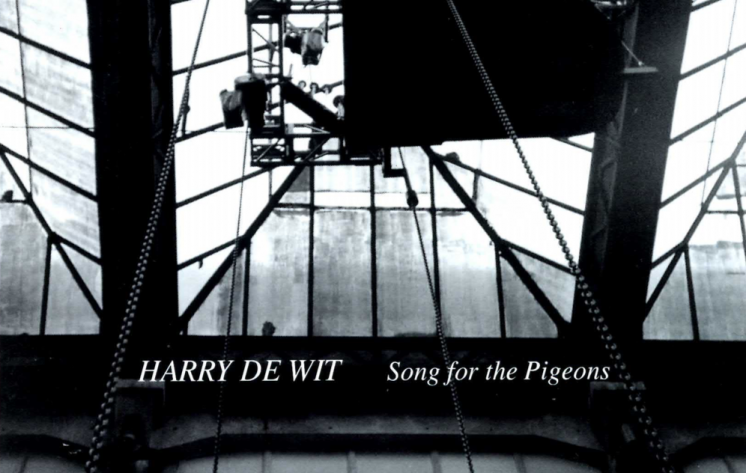 Harry de Wit – Songs for the pigeons