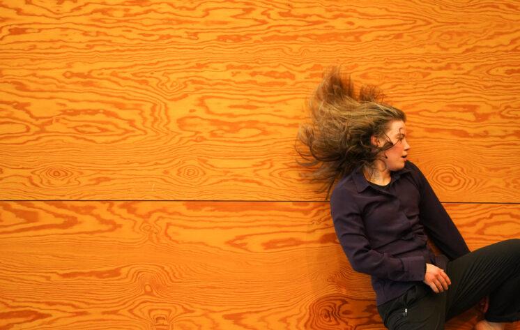 Elisabeth Borgermans (ZÄSUR) © Olympe Tits